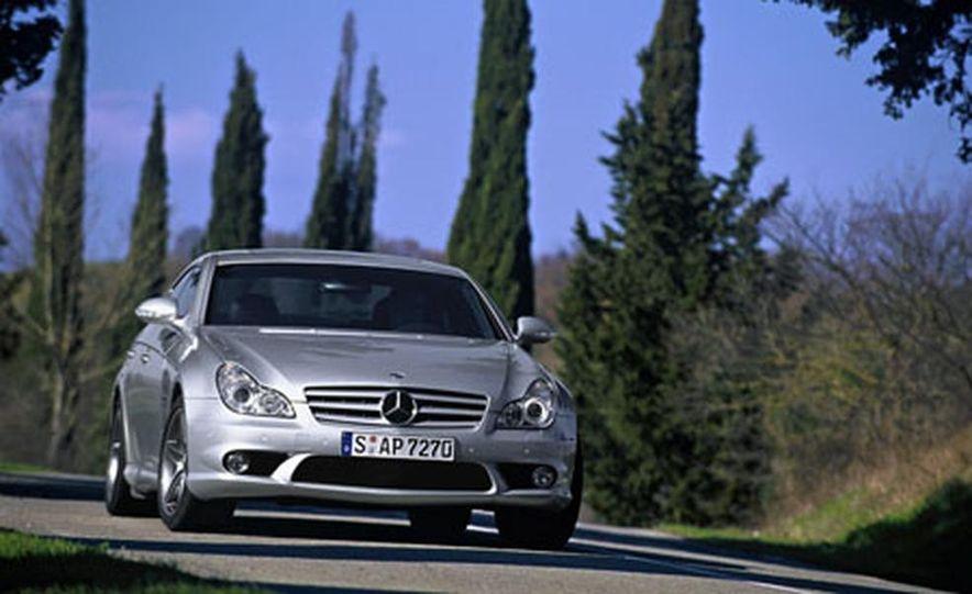 2007 Mercedes-Benz CLS63 AMG - Slide 7