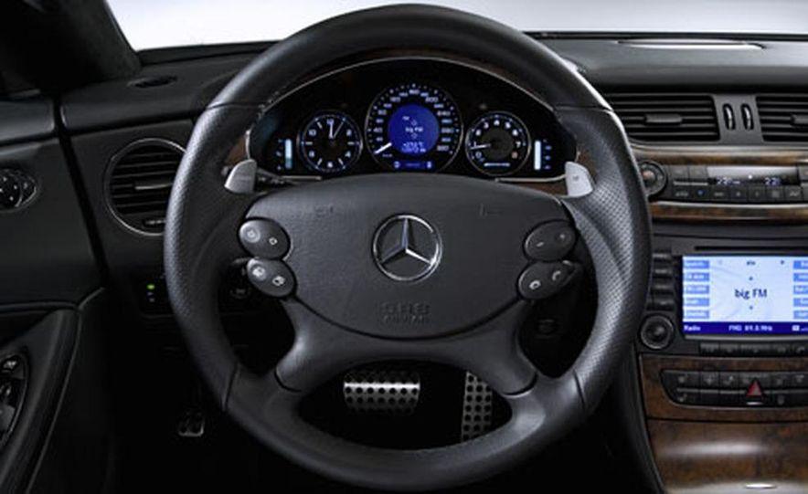 2007 Mercedes-Benz CLS63 AMG - Slide 18