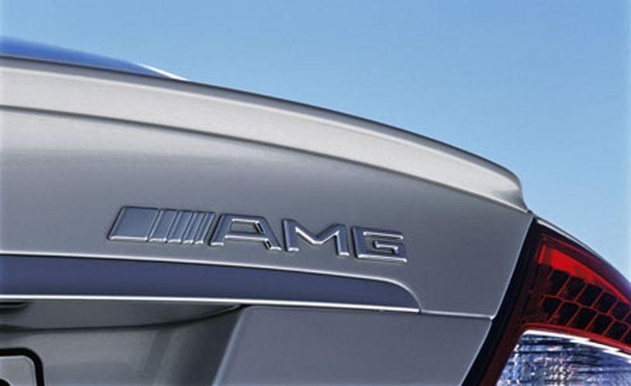 2007 Mercedes-Benz CLS63 AMG - Slide 19