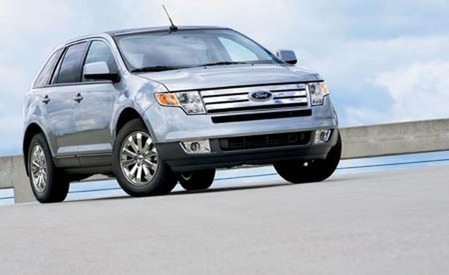 2007 Ford Edge SEL Plus AWD - Slide 1
