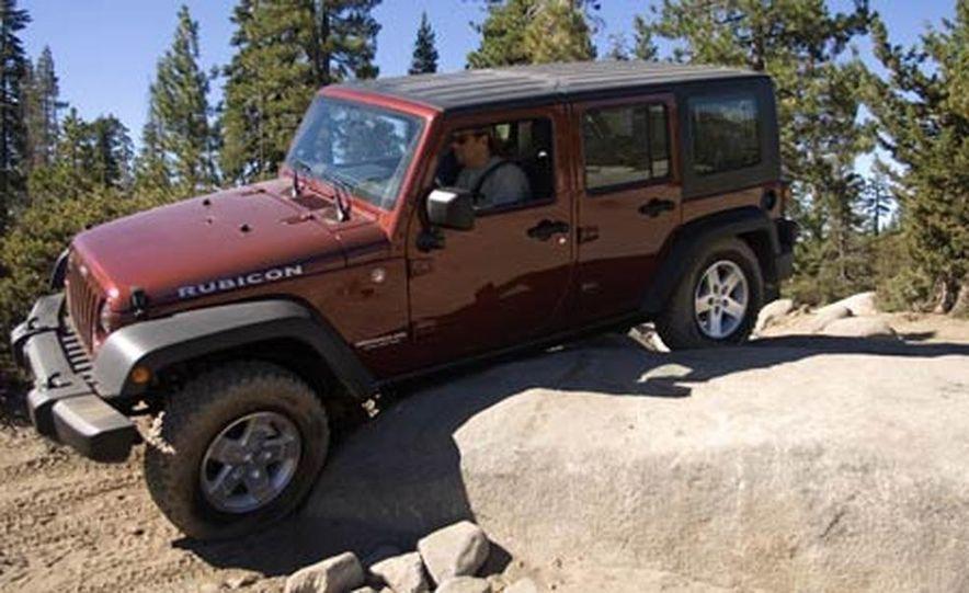2007 Jeep Wrangler Unlimited Rubicon - Slide 1