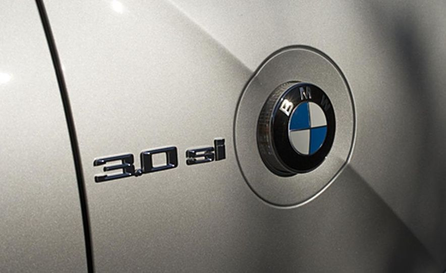 2006 BMW Z4 3.0si roadster - Slide 7