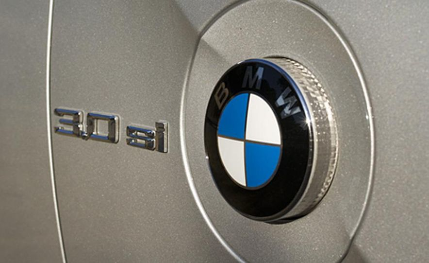 2006 BMW Z4 3.0si roadster - Slide 8
