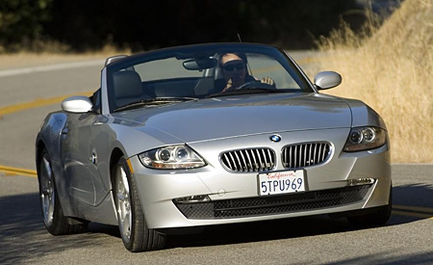 2006 BMW Z4 3.0si roadster - Slide 1