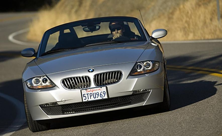 2006 BMW Z4 3.0si roadster - Slide 2