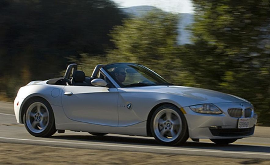 2006 BMW Z4 3.0si roadster - Slide 3