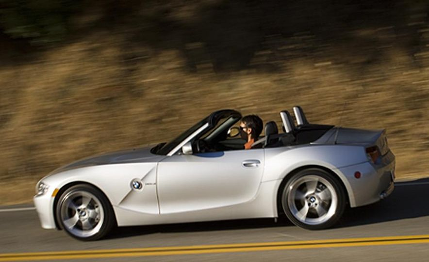 2006 BMW Z4 3.0si roadster - Slide 5