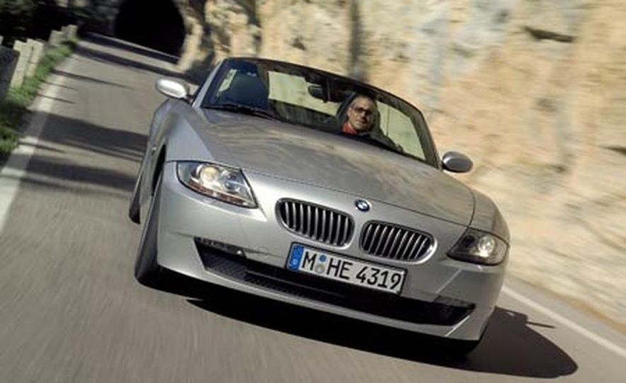 2006 BMW Z4 3.0si roadster - Slide 9