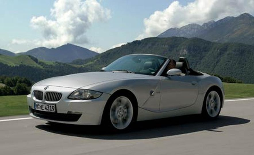 2006 BMW Z4 3.0si roadster - Slide 10