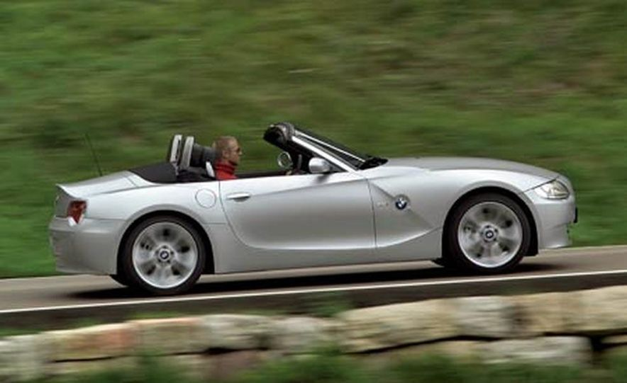 2006 BMW Z4 3.0si roadster - Slide 13