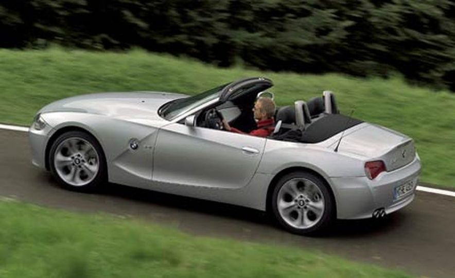 2006 BMW Z4 3.0si roadster - Slide 15