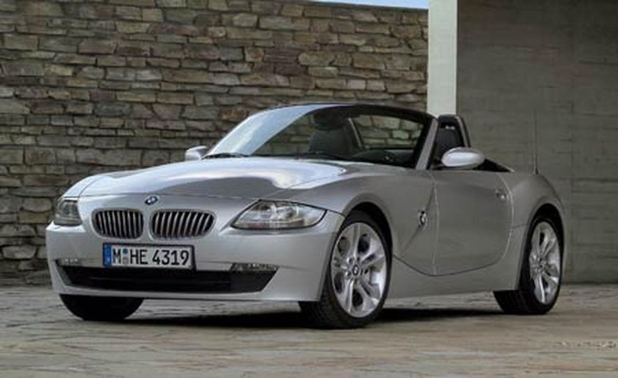 2006 BMW Z4 3.0si roadster - Slide 17