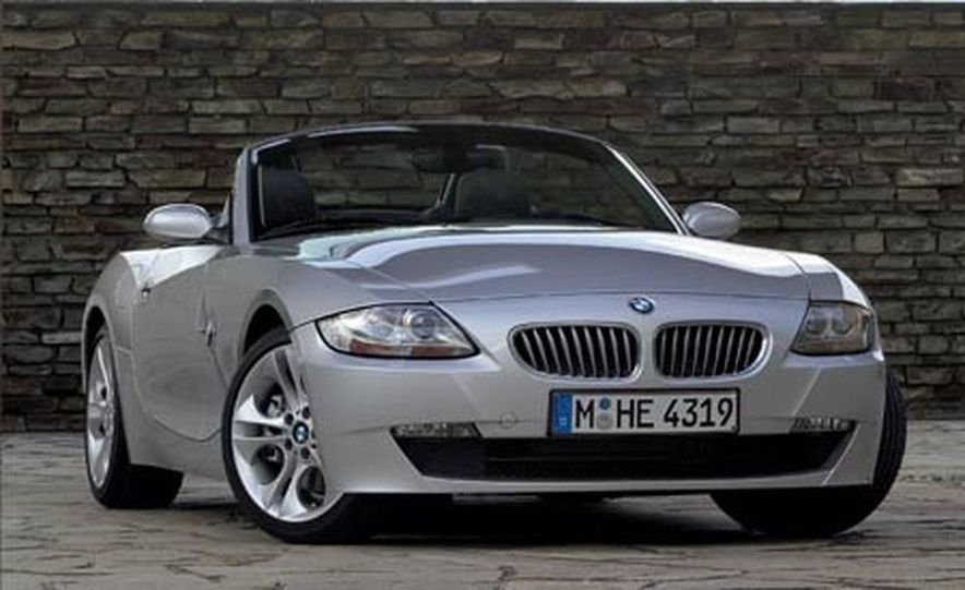 2006 BMW Z4 3.0si roadster - Slide 18