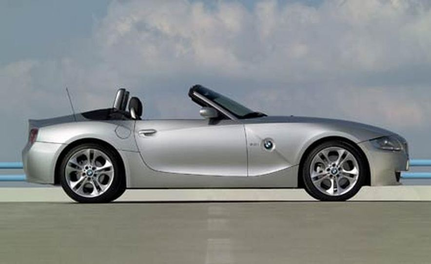 2006 BMW Z4 3.0si roadster - Slide 22