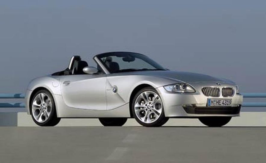 2006 BMW Z4 3.0si roadster - Slide 23