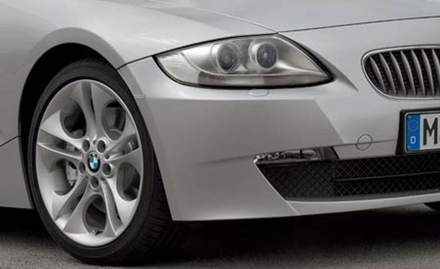 2006 BMW Z4 3.0si roadster - Slide 25