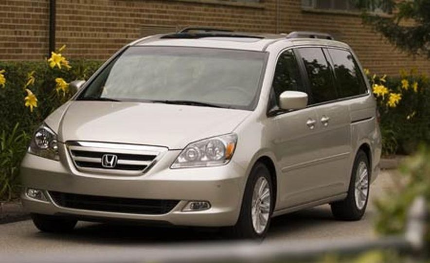 2006 Honda Odyssey Touring - Slide 1