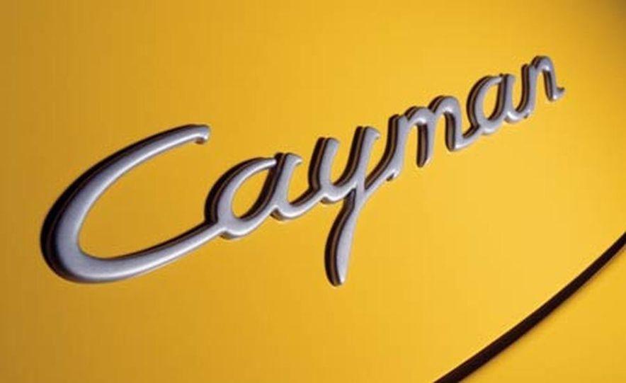 2007 Porsche Cayman - Slide 21