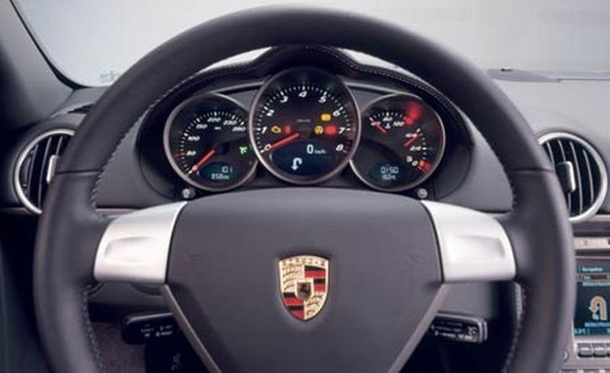 2007 Porsche Cayman - Slide 22