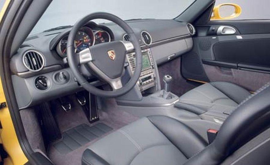 2007 Porsche Cayman - Slide 24