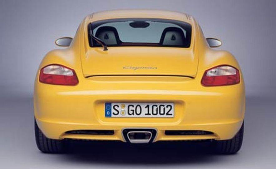 2007 Porsche Cayman - Slide 1