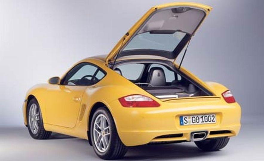 2007 Porsche Cayman - Slide 2