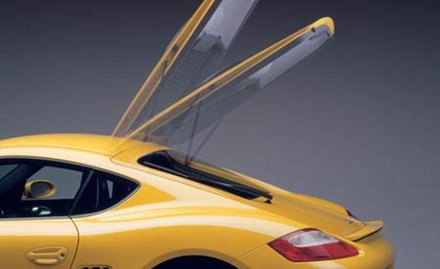 2007 Porsche Cayman - Slide 4