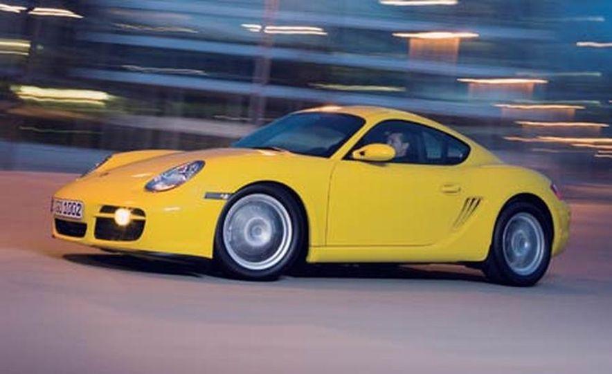 2007 Porsche Cayman - Slide 5