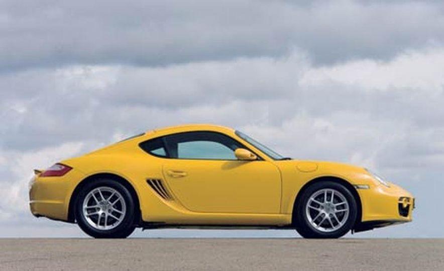 2007 Porsche Cayman - Slide 7