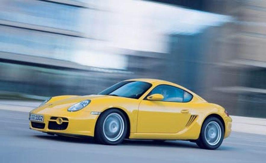 2007 Porsche Cayman - Slide 10