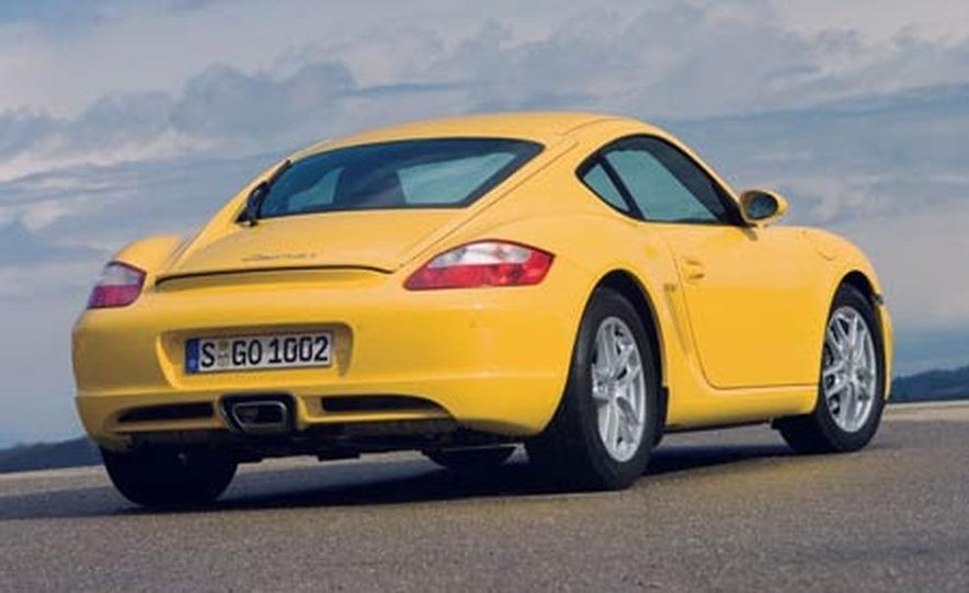 2007 Porsche Cayman - Slide 12