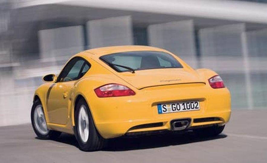 2007 Porsche Cayman - Slide 13