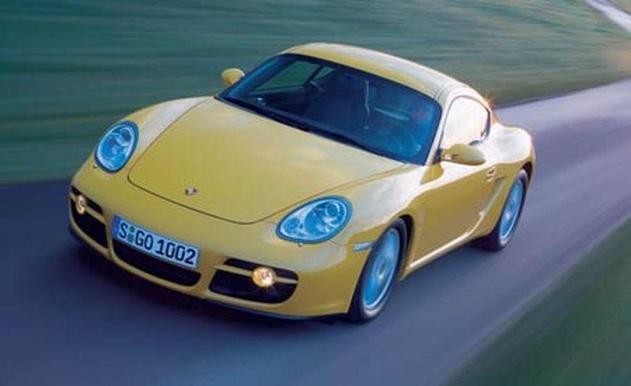2007 Porsche Cayman - Slide 14