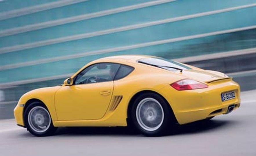 2007 Porsche Cayman - Slide 15