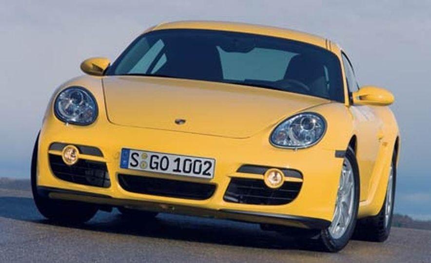 2007 Porsche Cayman - Slide 16