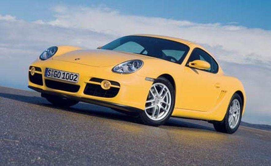 2007 Porsche Cayman - Slide 17