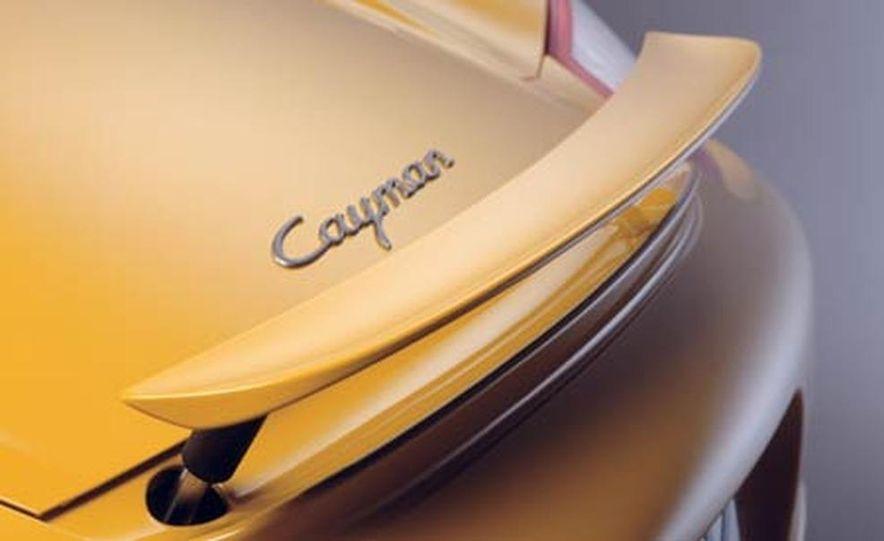 2007 Porsche Cayman - Slide 25
