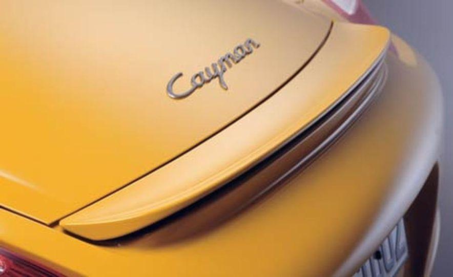 2007 Porsche Cayman - Slide 26
