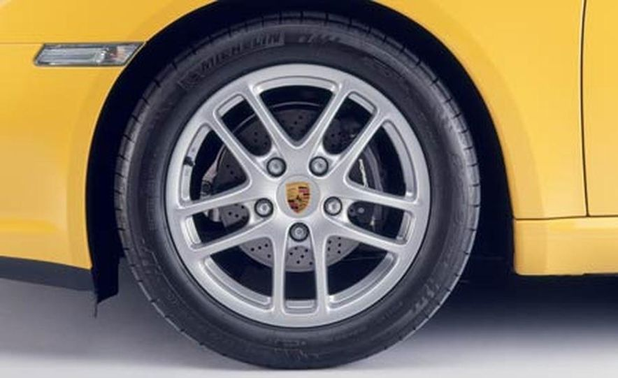 2007 Porsche Cayman - Slide 28