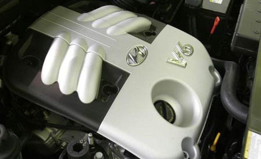 2007 Hyundai Santa Fe Limited - Slide 10