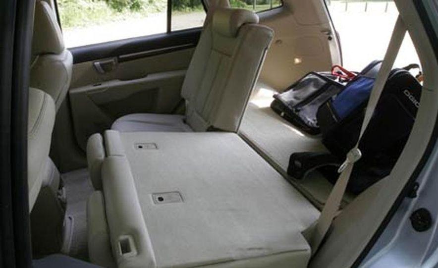 2007 Hyundai Santa Fe Limited - Slide 20