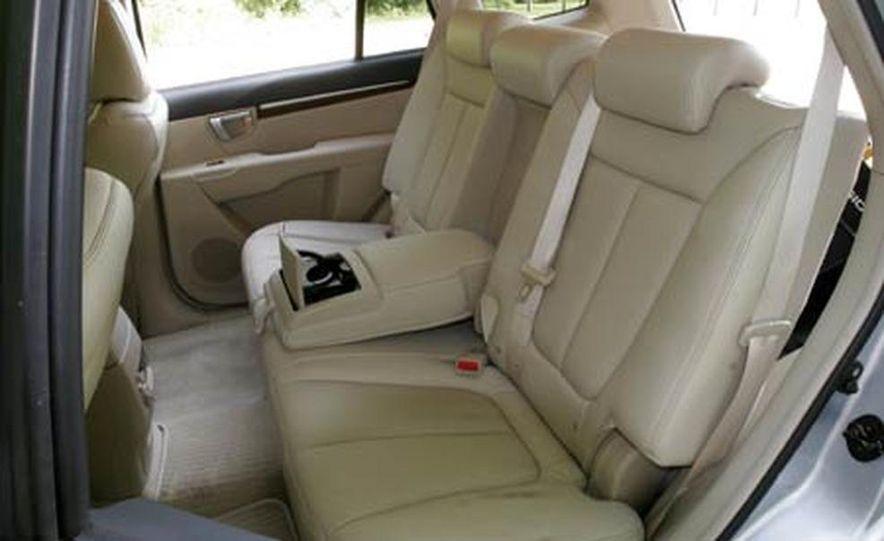 2007 Hyundai Santa Fe Limited - Slide 21