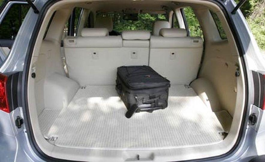 2007 Hyundai Santa Fe Limited - Slide 24