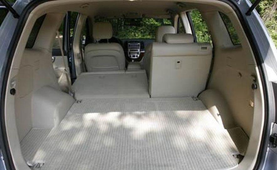 2007 Hyundai Santa Fe Limited - Slide 26