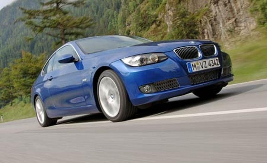 2007 BMW 335i - Slide 13
