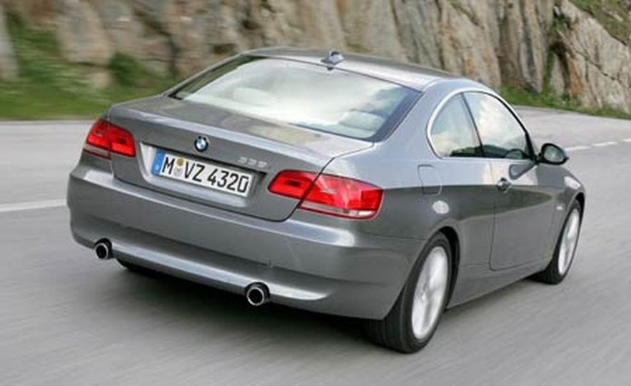 2007 BMW 335i - Slide 22