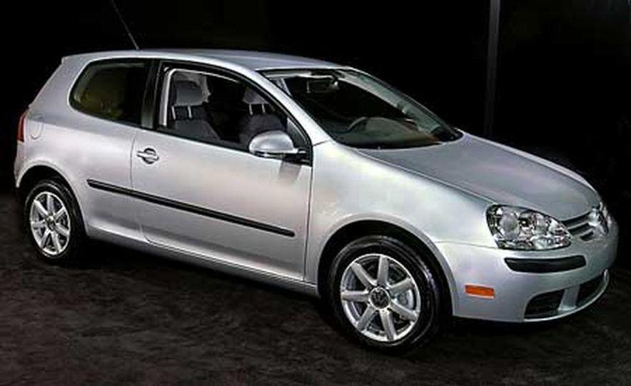 2006 Volkswagen Rabbit - Slide 4