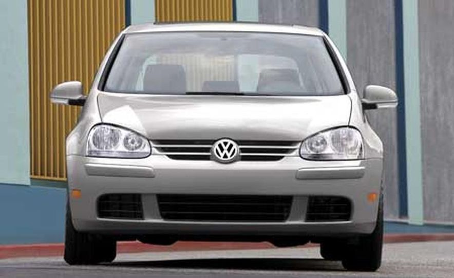 2006 Volkswagen Rabbit - Slide 9