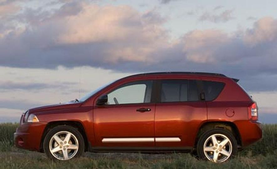2007 Jeep Compass Limited 4x4 - Slide 1