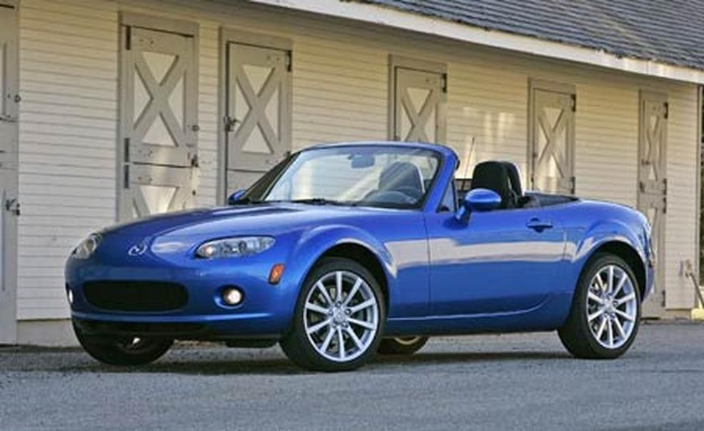 2006 mazda mx-5 miata pictures   photo gallery   car and driver